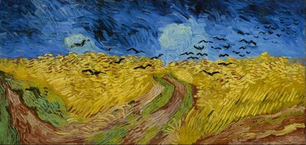 800px-Vincent_van_Gogh_-_Wheatfield_with_crows_-_Google_Art_Project